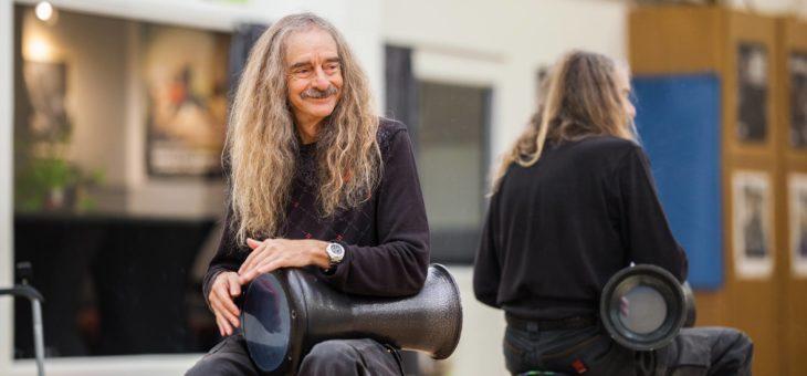 Interview de Mark Bell : Le Drum Solo !