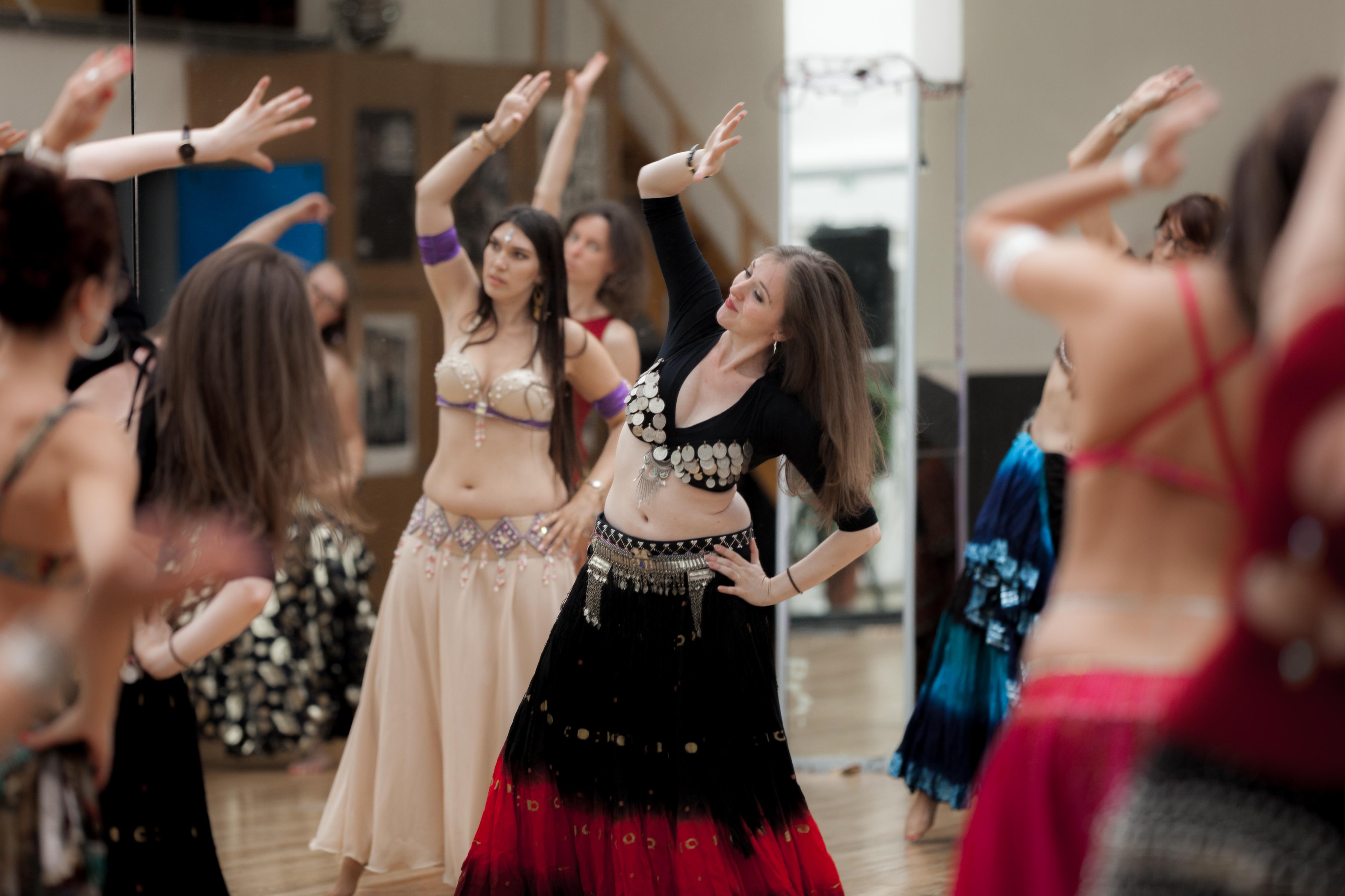 Nouveau Cours de danse orientale à liège en février 2019 !